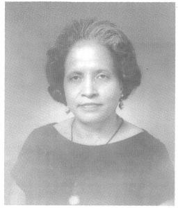 Mrs. Grace L. Johnson 1917-1988